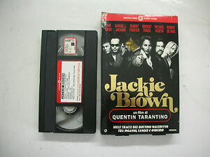 JACKIE-BROWN-1997-VHS-italiano