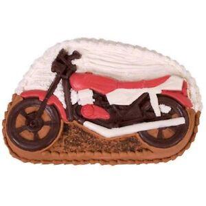 Motorcycle Pantastic Cake Pan Ebay
