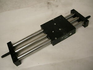 ROBOHAND-X202022-5-AIR-PNEUMATIC-CYLINDER-SLIDE-LINEAR-ACTUATOR-FOR-MACHINE-SHOP
