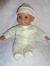 """You & Me Baby Doll Ethnic Crying Firm Head 13"""" Plush Soft Toy Stuffed Animal"""