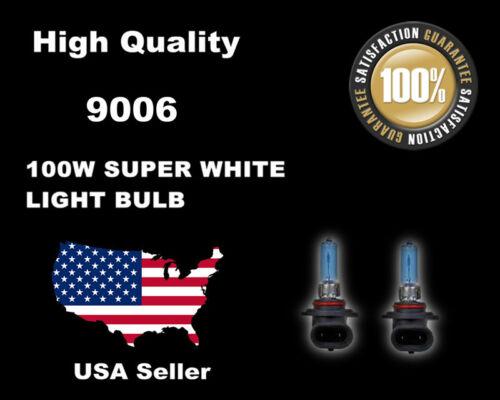 100w Super White 9006 Low Beam-B USA Seller Xenon Gas Headlight Bulb