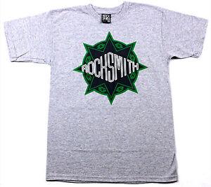 Rocksmith-Ownerz-Heather-t-shirt-BNWT-Gang-Starr-DJ-Premier-Guru-real-Hip-Hop