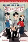 Study Hall of Justice (DC Comics: Secret Hero Society #1) by Scholastic Inc. (Hardback, 2016)