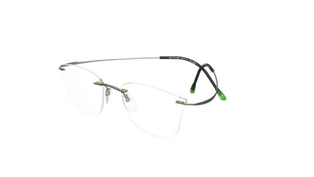 Silhouette Eyeglasses TITAN Min Art Pulse Chassis 5490 6061 Optical ...