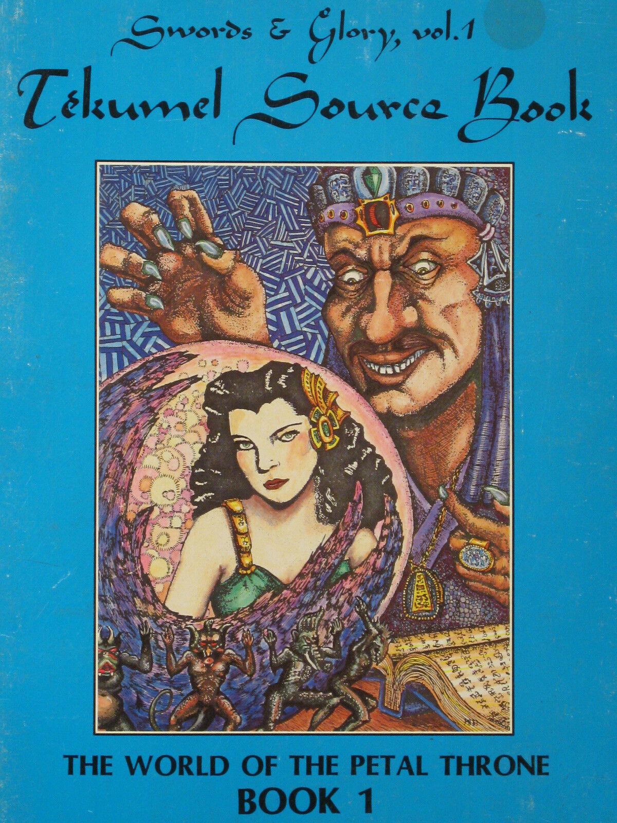 salida Tekumel fuente Libro Swords & Gloria Libro 1 W W W \ Mapa, Imperio Pétalo Trono, megaextras  tienda de venta en línea