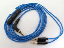 Kabelschnur Mit Mikrofon Lautstärkeregler für Republic Haupt V8 V10 V12 X3