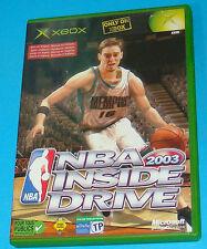 Nba inside drive 2003 - Microsoft XBOX - PAL