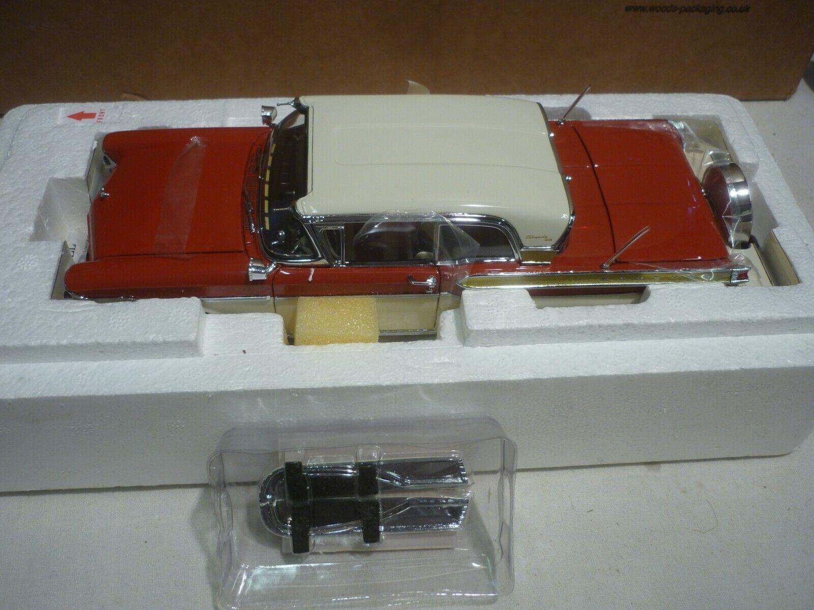 A la venta con descuento del 70%. Un modelo modelo modelo de escala de Danbury Mint de un 1957 Mercury Turnpike Cruiser. en Caja  Ven a elegir tu propio estilo deportivo.
