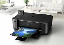 Canon PIXMA MG4250 Wireless All-in-one Inkjet Printer WiFI Print Scan Copy Black
