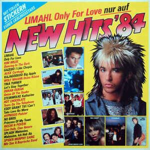 Various-New-Hits-039-84-LP-Comp-Vinyl-Schallplatte-150201