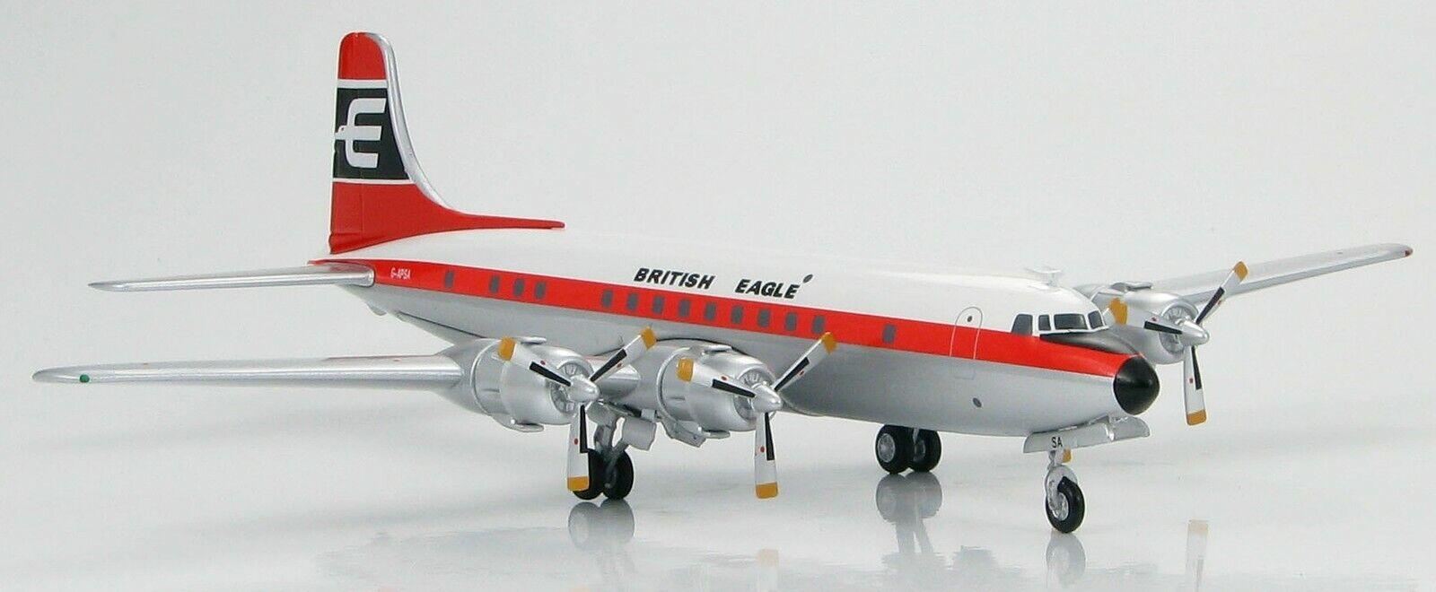 Hobby Master Aire Clásico Douglas Dc-6a 1 200 Diecast Modelo British Águila