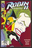 ROBIN II #1 NM- JOKER BATMAN Chuck Dixon Tom Lyle DC Comics COMBINE SHIPPING!