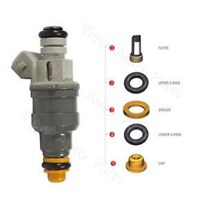 4-set-Fuel-injector-repair-seal-kit-for-CM4670-F03E9F593A2B-FO3Z9F593A-ZZ9F593C