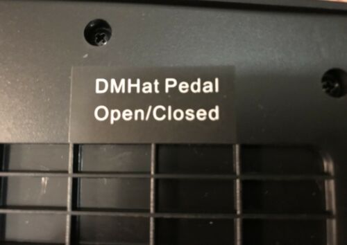 "Alesis HiHat Pedal NEW Nitro DMHat Open//Closed Electronic Drums 1//8/"" Plug"