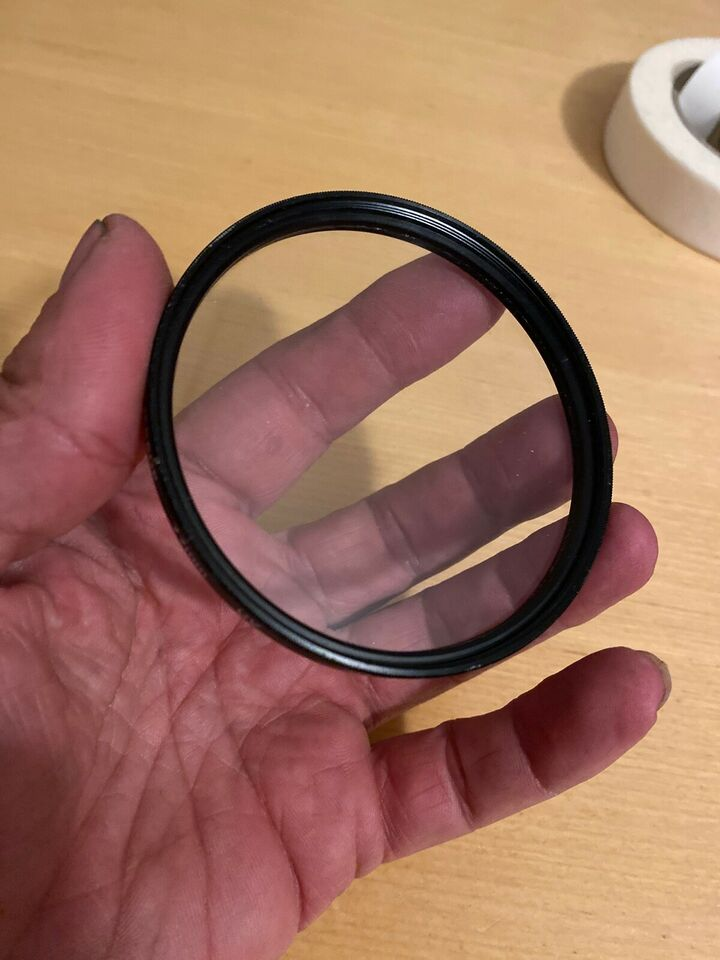 UV filter, Jessop, Diameter 77