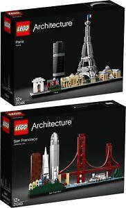 LEGO-Architecture-21044-21043-Paris-und-San-Francisco-N1-19-VORVERKAUF