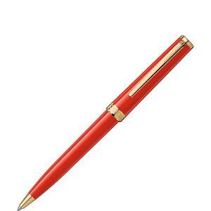 MONTBLANC-PIX-Red-Rot-Kugelschreiber-Ballpoint-117655-NEU-amp-OVP