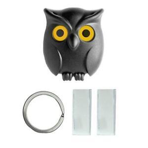 Key-Holder-Magnet-Wall-Rack-Magnetic-Mount-Hook-Organizer-Owl-Storage-Hange-C2A2