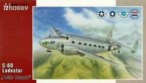 Special-hobby-1-72-Lockheed-C-60-Lodestar-039-Pacific-Transport-039-72295