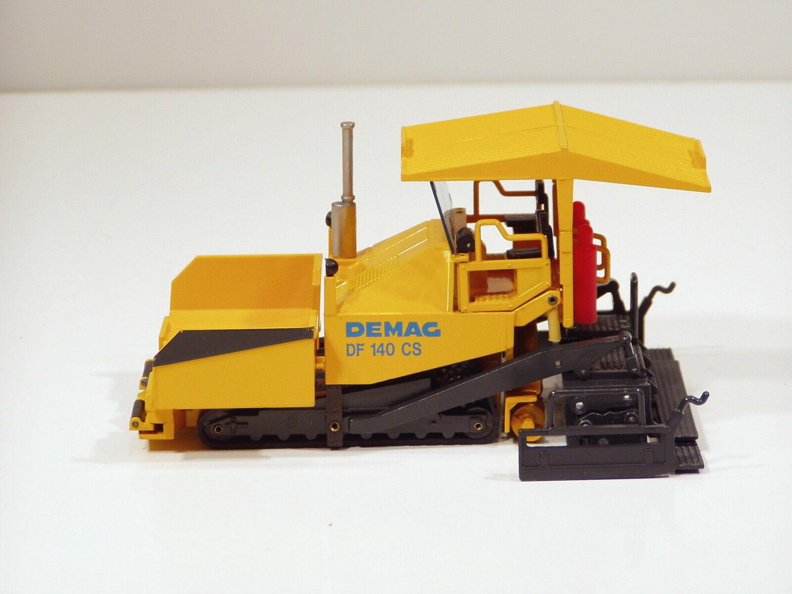 DEMAG DF140CS PAVE - 1 50 - NZG  395 - Comme neuf-Sans Boîte