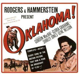 Rodgers-amp-Hammerstein-Oklahoma-CD-2007-Original-Film-Soundtrack