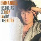 Historias de Toda La Vida... Los Exitos by Emmanuel (CD, Apr-2011, Sony Music Distribution (USA))