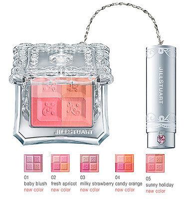 Jill Stuart Japan Makeup Mix Blush Compact N Cheek Color Palette - New