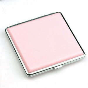 Pink-Leather-Cigarette-Case-Box-Hold-For-20-Cigarettes-300B