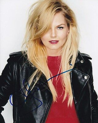 Persevering Jennifer Morrison Signed Autographed 8x10 Photograph High Standard In Quality And Hygiene Television Autographs-original