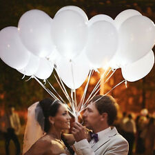 50 150 Pack Led Balloons Light Up Party Decoration Wedding Birthday New