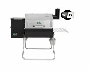 GMG Davy Crockett Wood Pellet Barbecue Grill WiFi, DCWF - SCRATCH & DENT - SAVE$