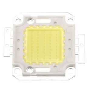 50W-3800LM-6500K-DC32-34v-Bombilla-LED-Lampara-DIY-Chip-Luz-Color-Blanco-Q6R1
