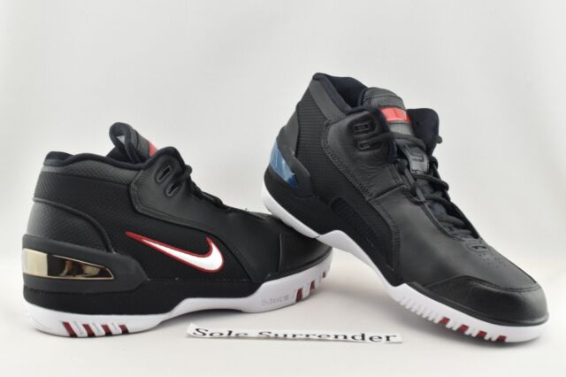 3bf21954015 DS Nike Air Zoom Generation QS The Rook Sz 10.5 100 Authentic Lebron ...