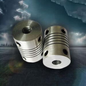 19-25-mm-CNC-Motor-3D-PrinterJaw-Shaft-Coupler-Flexible-Coupling-best-Gifts