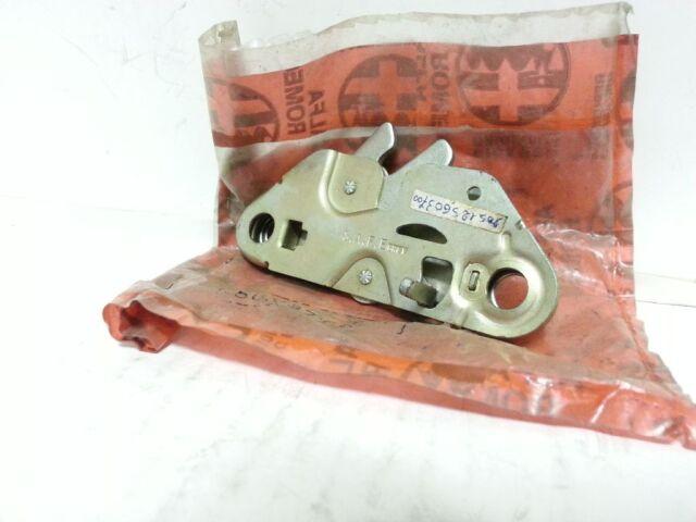 Alfa Romeo 2000 Bn. serratura cofano posteriore originale 60711678
