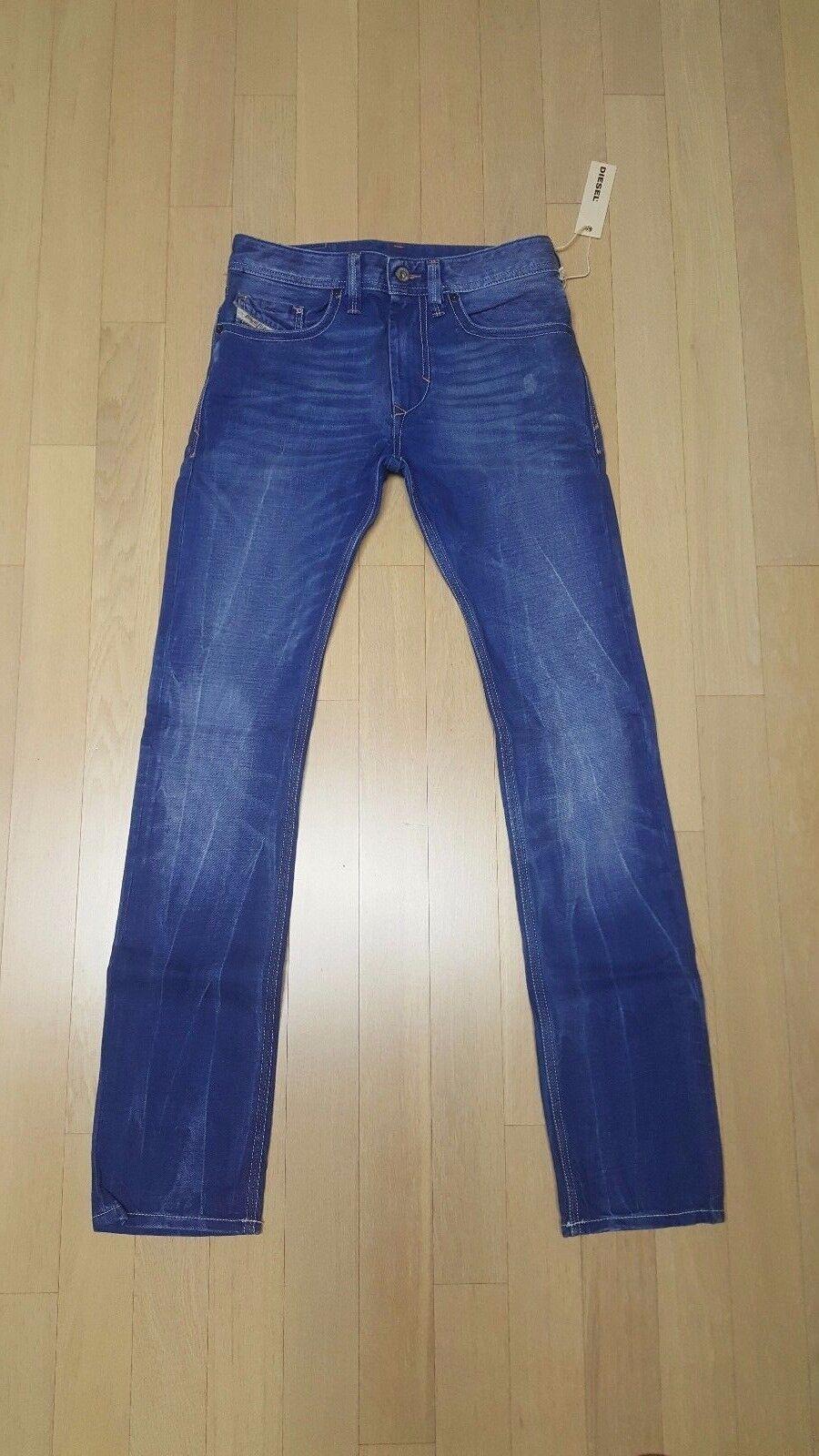 BNWT DIESEL  THANAZ 8pi  Jeans 100% AUTHENTIC Size 27 28 29