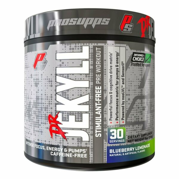 ProSupps Dr. Jekyll (red Canister) Pixie Dust 30 Servings ...