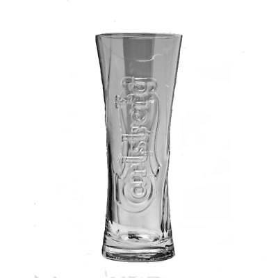 Carlsberg Lager Beer Pint Glass New Boxed /& Unused