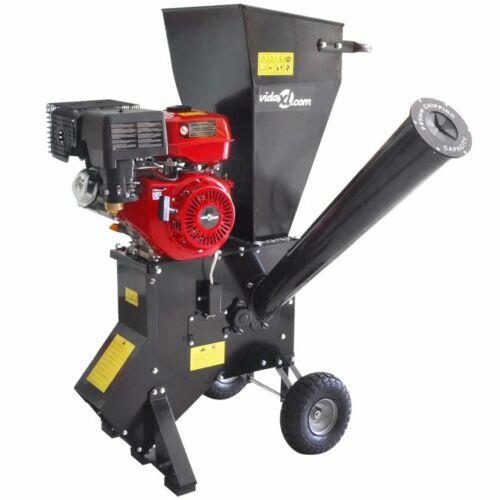 13 HP 389 cc Petrol Garden Wood Timber Shredder Chipper Mulcher 4-stroke Engine