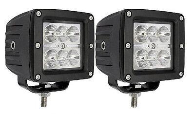 """NEW 2PCS 3"""" Off Road CREE LED Driving Light Cube LED POD JEEP Wrangler ATV Race"""