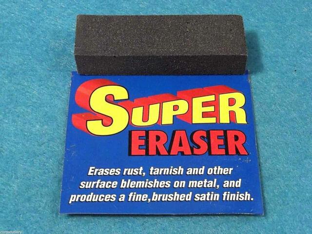 Super Eraser Rust Eraser