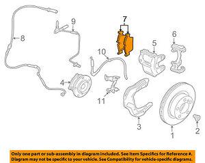 BMW-OEM-12-16-328i-Brake-Front-Pads-34106799801