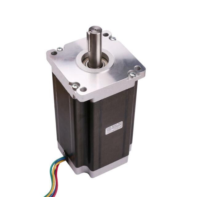 Nema 42 stepper motor 4210oz.in 42HS6480 driver DM2722A 9.8A CNC Machine