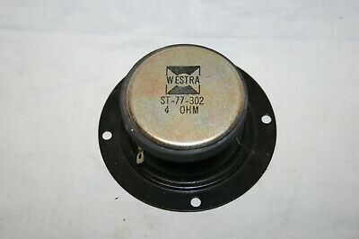 Hochtöner Lautsprecher  Car KFZ Auto Speakers Dome Tweeter 4 Ohm 5W