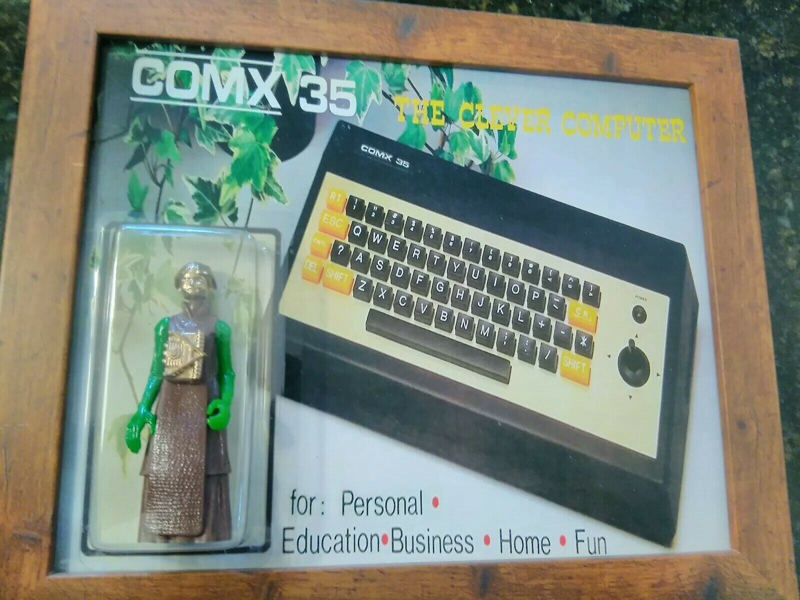 Estrella Wars Trek Sucklord Comx 35 Inteligente Pc Apple MAC suckadelic DKE G.i. Joe