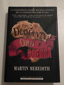 DIAMANTI-ORO-E-GUERRA-LIBRO-MARTIN-MEREDITH-2008-NEWTON-COMPTON-EDITORI