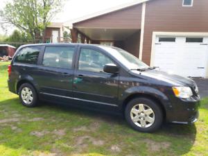 Dodge caravan 2013