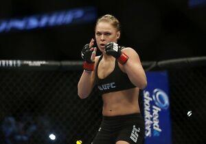 Rhonda-Rousey-UFC-Unsigned-8x10-Photo