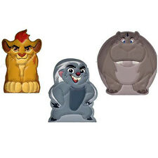 LION GUARD FINGER PUPPETS (12) ~ Birthday Party Supplies Favors Vinyl Prizes