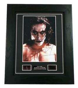 THE-CROW-BRANDON-LEE-SIGNED-PREPRINT-ORIGINAL-FILM-CELLS-MEMORABILIA-GIFT